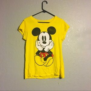 Woman's Disney Mickey Mouse Shirt (XL)